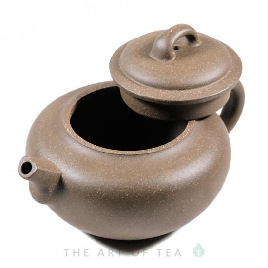 Чайник из исинской глины т402, 255 мл