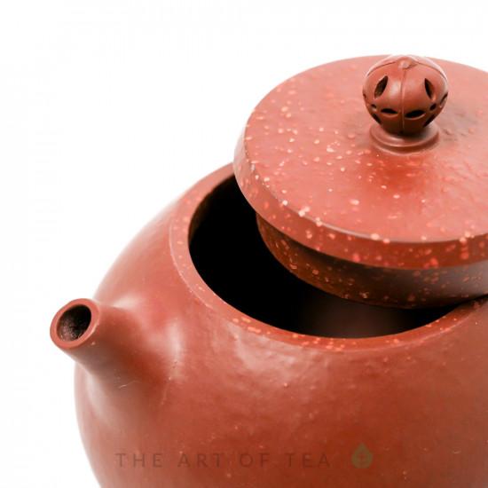 Чайник из исинской глины т154, 140 мл