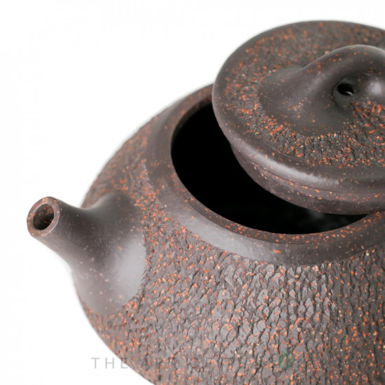Чайник из исинской глины т194, 140 мл