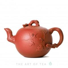 Чайник из исинской глины т155, 165 мл