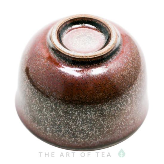 Пиала Цзиндэчжэнь 167, керамика, глазурь, 120 мл