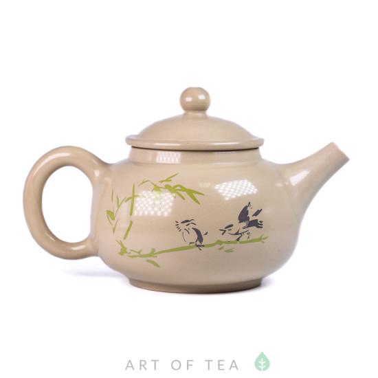 Чайник м142, цзяньшуйская керамика, 250 мл
