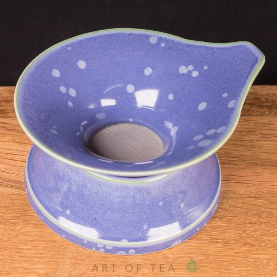 Набор посуды S73, Журавли, 9 предметов