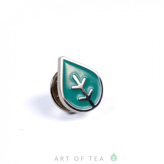 Значок-пин Art of Tea