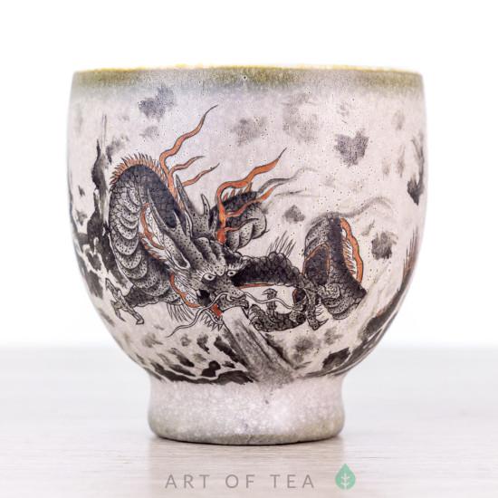 Пиала Чёрный дракон 756, Цзиндэчжэнь, 100 мл