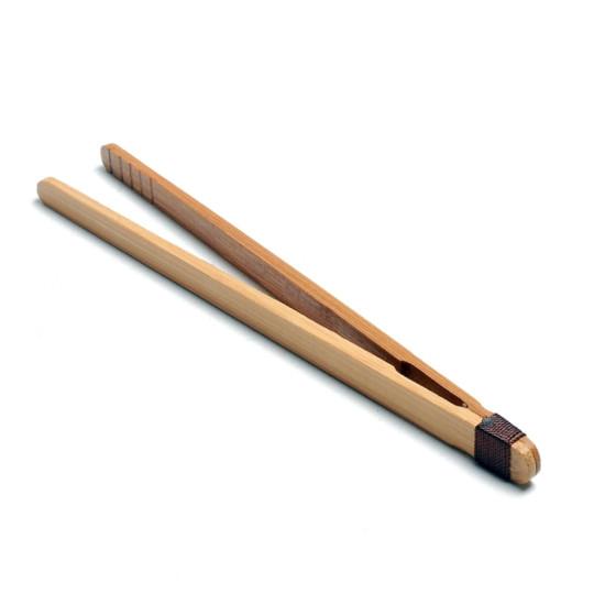 Пинцет с обмоткой, бамбук
