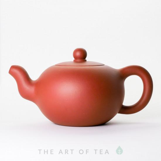 Чайник из исинской глины т187, 235 мл