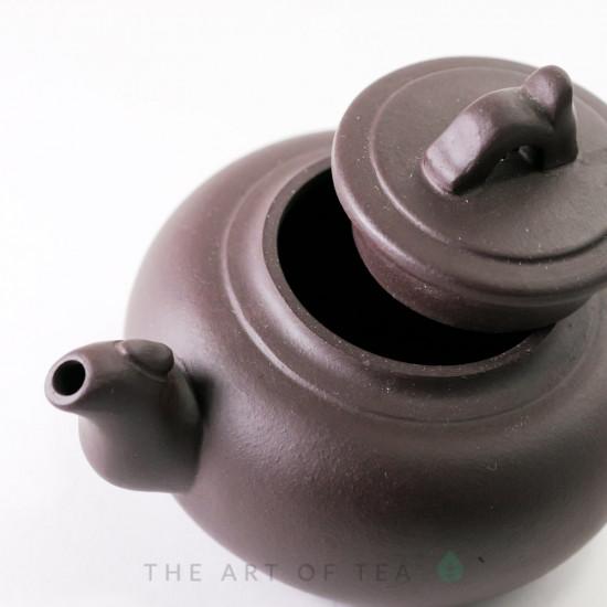 Чайник из исинской глины т180, 155 мл