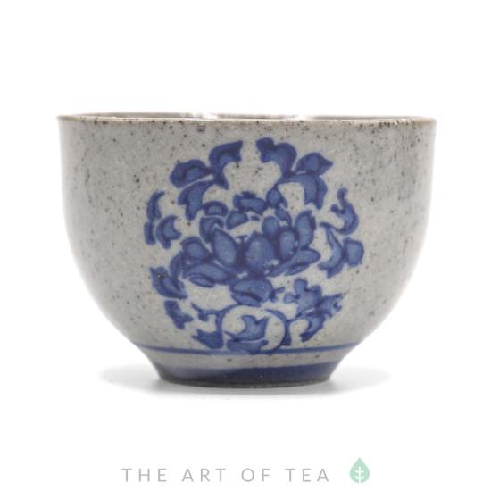 Пиала Синий цветок 438, 40 мл