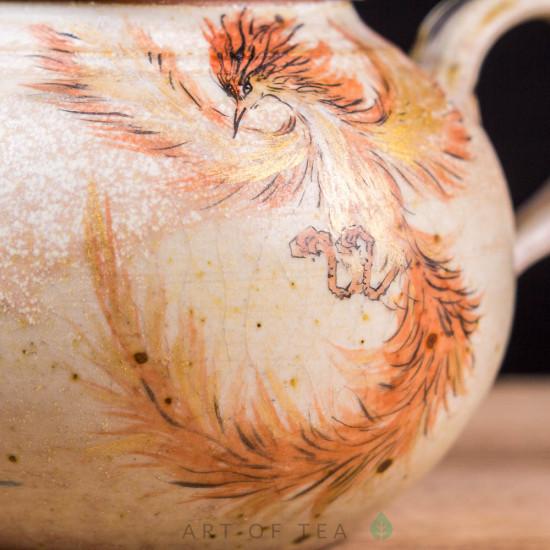 Чайник Ручной Феникс, Цзиндэчжэнь, 220 мл