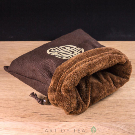 Мешочек для чайной утвари Иероглиф