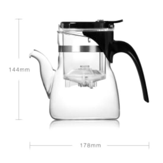 SAMA B-02, заварочный чайник, 600 мл