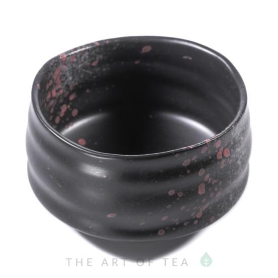 Тяван, чаша для матча, черный
