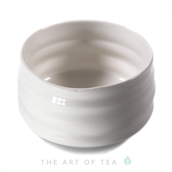 Тяван, чаша для матча, белый