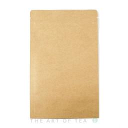 Пакет зип, крафт-фольга, малые, 9*14 см