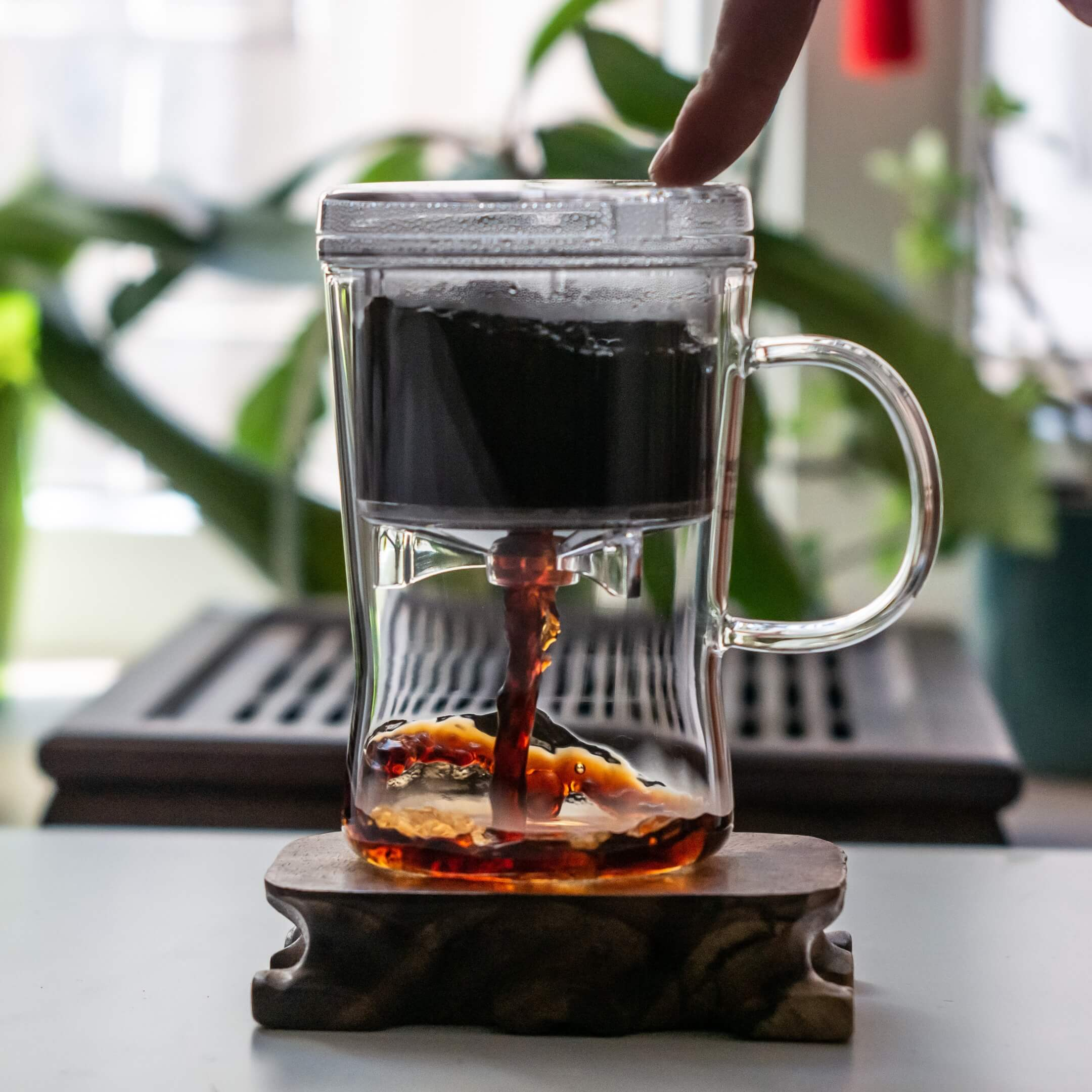 Универсальный чайник гунфу