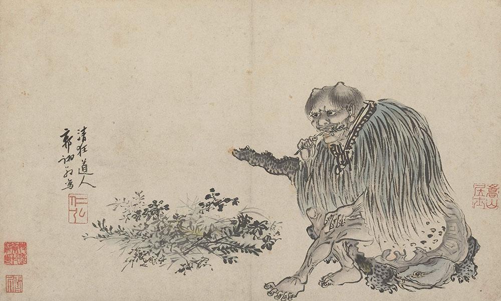 правитель древних китайцев, Шэнь-нун